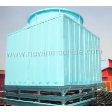 Sistema de torre de refrigeração com economia de energia