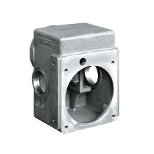 OEM de fundición de acero caja de cambios para la construcción de la máquina