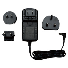 Adaptador de enchufe intercambiable universal Adaptador de CA / CC de 30 W
