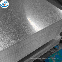 electro galvanized roofing steel sheet / plate factory price