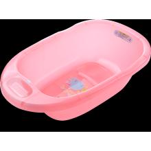 Baignoire transparente de taille moyenne pour bébé