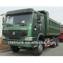 HOWO 6x4 TipperTruck,371hp dump truck