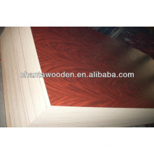 cheap price for the melamine face MDF board