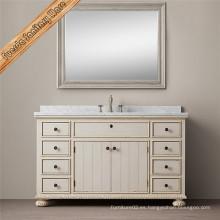 Vanidad del gabinete del cuarto de baño de la venta caliente del diseño nuevo caliente