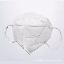 Mask Factory White Protection Face Mask, Facial Protective Mask