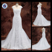 Latest design china factory bridal dressed high quality 2016