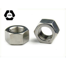 Brass High Quality Hex Nut DIN934 for Machine and Architecture
