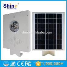 Integrated solar garden light SHTY-212 powerful 12w
