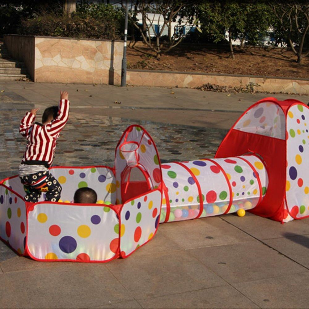 Pop Up Kids Play Tent Kids