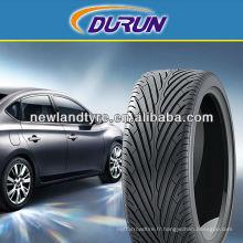 Pneus de voiture de tourisme de 225/35R20 245 / 30R22 UHP de pneus de Durun