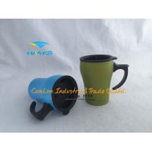 10oz Metal Camping Travel Mug