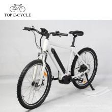 Mais recente bafang 8fun mid motor e-bicicleta bicicleta mtb suspensão total