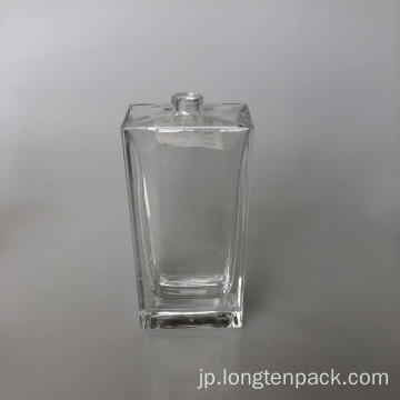 120ml Rectangular2ガラス瓶