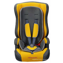 HDPE material child car seat for group 1-2-3