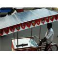 Congelador frigorífico solar DC