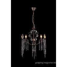 New Design Brown Crystal Pendant Lamp (8812-3)