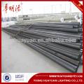 road metal black light poles