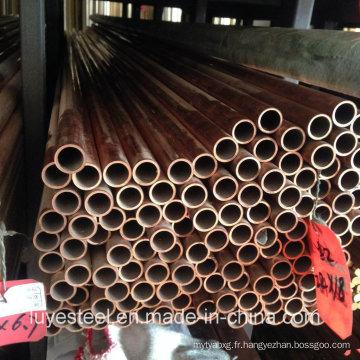 Tuyau d'alliage de cuivre / tube T2 pour industriel