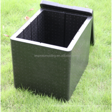 Silver Thermo Box ,EPP Insulated Container