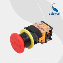 Bouton-poussoir instantané Saip 2014, bouton-poussoir autobloquant et bouton haut cap avec une bonne qualité