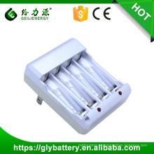 GLE- 823 Ni cd 2 3 AA Carregador de Bateria Recarregável Para 4pcs NI-MH / NI-CD