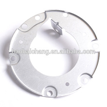 Customized precision machined rings shape aluminum forged flange