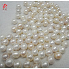 13mm Big Natural Freshwater Pearls and Beads