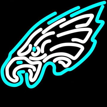 EAGLES LED NEON CAHAYA