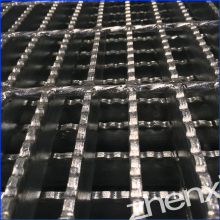 Grating industrial do revestimento do dente galvanizado