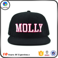 2016 Design Your Own Acrylic Snapback Hat for Men