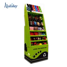 Promotion Cardboard Display Racks for Hanging Items