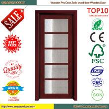 Glass Door Wood Door Wooden Panel Door Interior Door