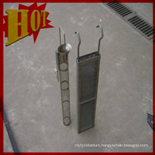 Pure Titanium Anode Basket with Factory Price