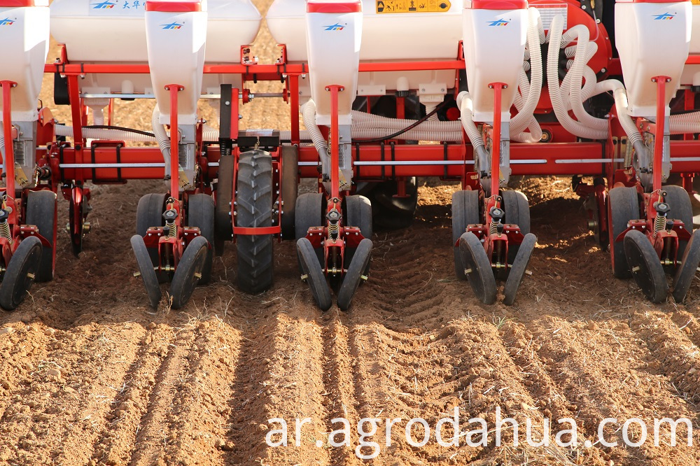 Corn precision planter