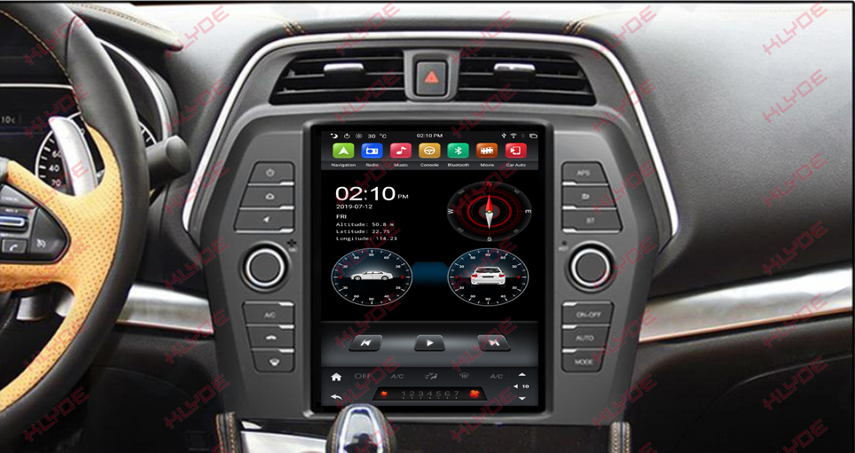 android car px6 for Nissan Maxima 2016