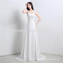 2017 floor length high neck see through laced A line wedding dress 2016 long sleeve