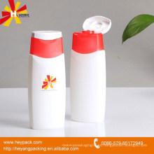 Botella de sal de baño de 200 ml con tapa doble