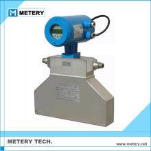 Coriolis medidor de massa térmica digital diesel