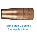 Boquilla de gas Tweco 21-50 13mm