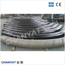 22.5 Grau 6D Alloy Steel Pipe Bend (1.7380, 10CrMo9-10)