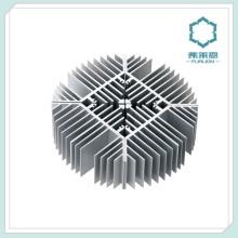 Alumínio do dissipador de calor de fundição