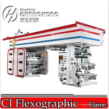 Ci Flexographic Print Machine (Central Drum)