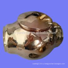 нержавеющая сталь литья трубы фитинги медь с плакировкой