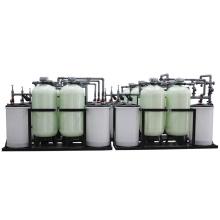 Adoucisseur d'eau industriel de tour de refroidissement pour le traitement de l'eau