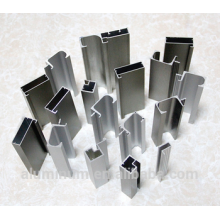 Perfis de gabinete de alumínio
