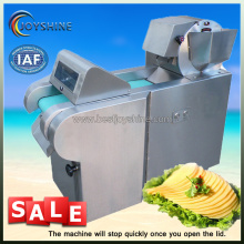 Food and Vegetable slicing dicing cutting machine