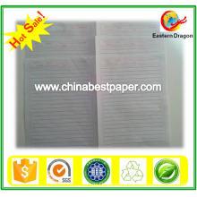 Elfenbein ungestrichenes 150g Buchpapier