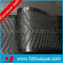 High-Quality Chevron Pattern Rubber Belt (EP CC NN)