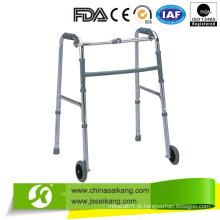 Caminhante de quadro ajustável e ajustável em altura (CE / FDA / ISO)