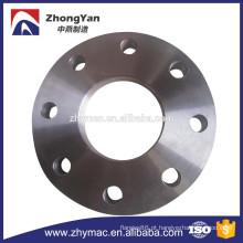 Norma DIN padrão Flange, Flange de placa de aço inoxidável